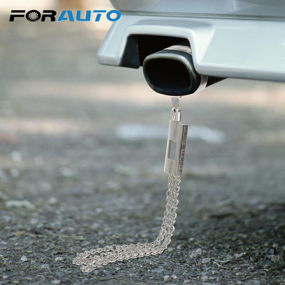 FORAUTO Antistatic Belt Grounding Strip Electrostatic Avoid Static Eliminator Exterior Accessories Auto Suplies Universal