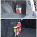 Автомобильный Багажник сетка в багажном отделении Для Volkswagen VW Polo Passat B5 B6 CC ГОЛЬФ 4 5 6 Tiguan Touran Бора Peugeot 307 206 308 407 аксессуары