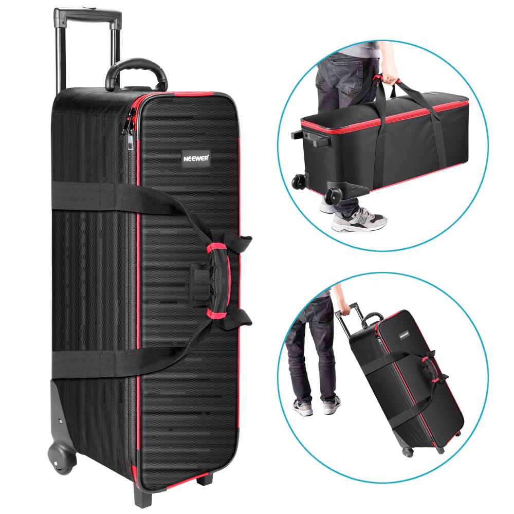Neewer Roller Bag for Photography Photo Video Studio on Location Shoots 12 5x11 8x33 inches Carrying