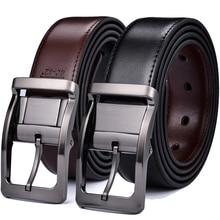 Men's Belt,Reversible Belt for