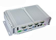 19 inch server rack J1900 2.0GHZ 32G SSD Industrial Computer for custom design (LBOX-J1900)