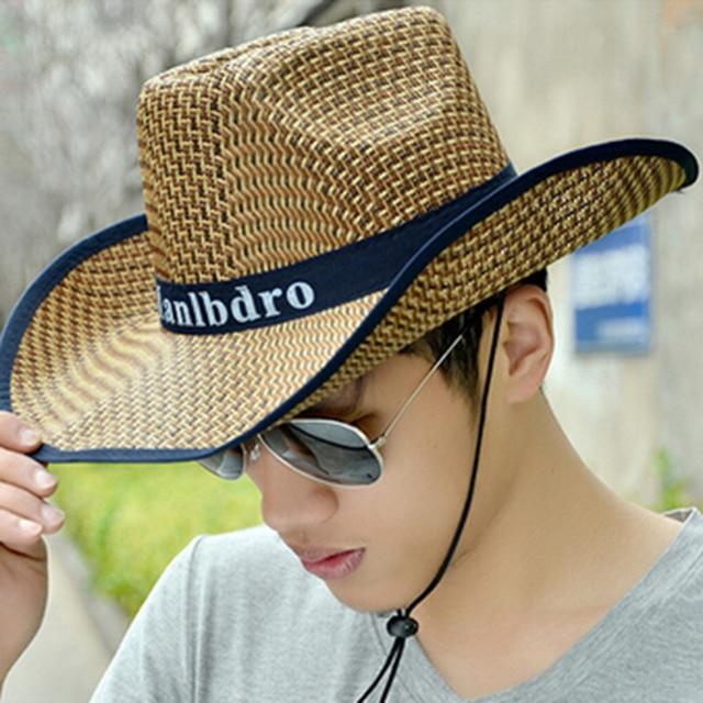 NEW Trendy Men HAT Visor SUN Shade Beach Hat Large Brim Fishing Climbing Hat  Men 30ba475d674b