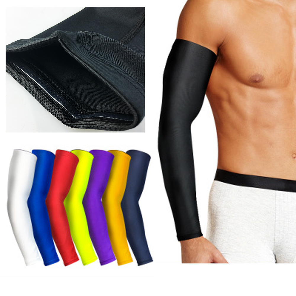 Arm Sleeve For Basketball Running Sports UV Sun Protection Protective Gear SPSLF0001