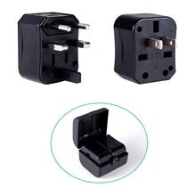 Universal Travel Power Adapter Plug All-in-One Fits Wall AC Adaptor Outlets in US, EU, AU, UK and More