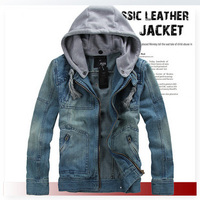 Hot Selling Winter Autumn Men Denim Jacket Fashion Coat Casual Jacket For Men Jacket Jeans Men