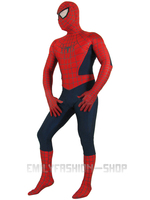 New Style Lycra Spandex Spiderman Hero zentai unitard Costume S XXXL Unisex COSPLAY