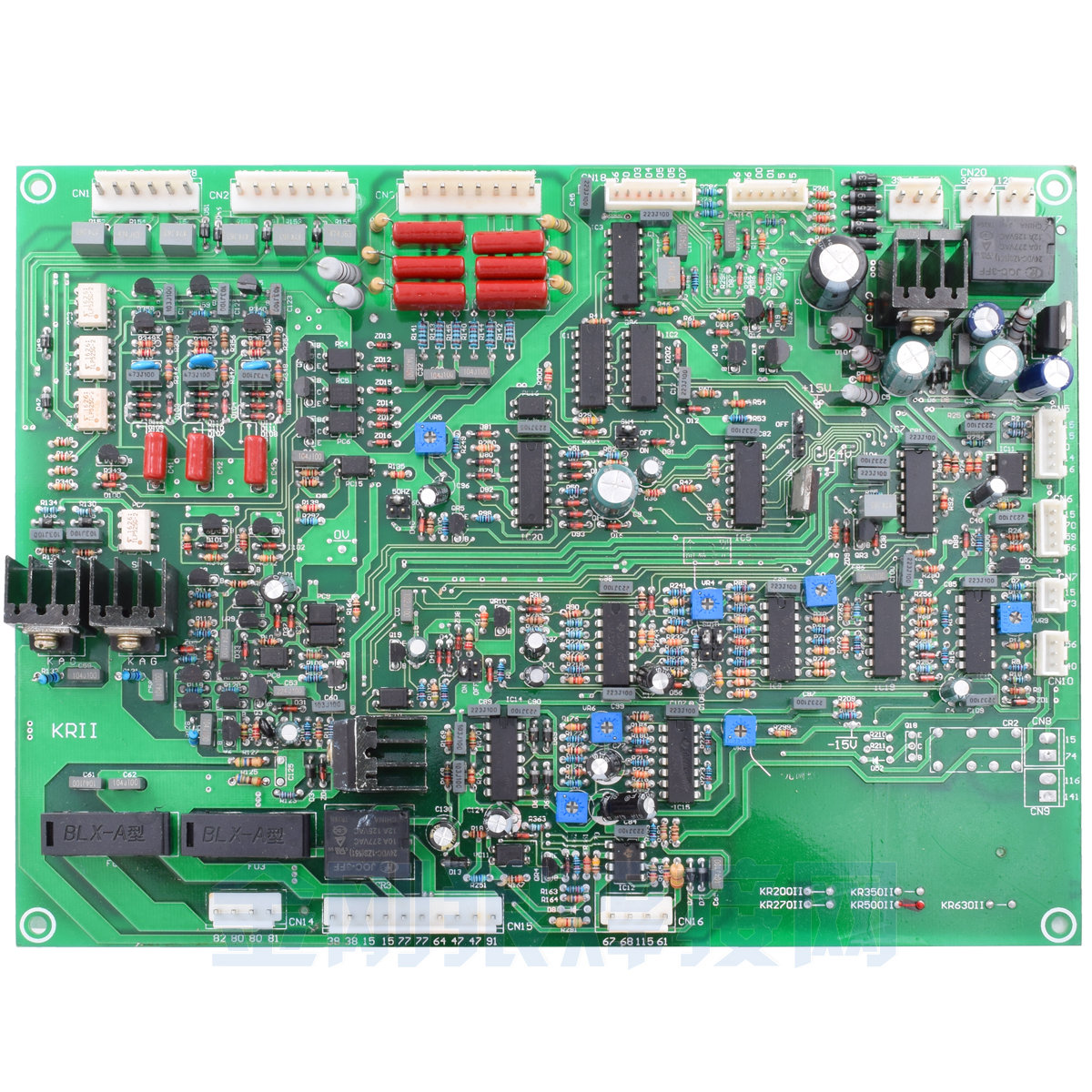 SCR Gas Shielded Welding Machine Motherboard Circuit Board Circuit Board KR 350 500 Universal Repair Parts