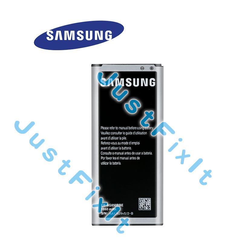 Samsung Battery for G850F Original 1860mah NFC Alpha