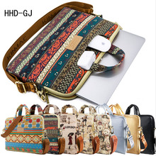 New Model Laptop computer Bag Shockproof Moveable Latpop Sleeve Style Pocket book Case Shoulder Bag Cowl For Macbook/HP/Lenovo13/14/15.6′