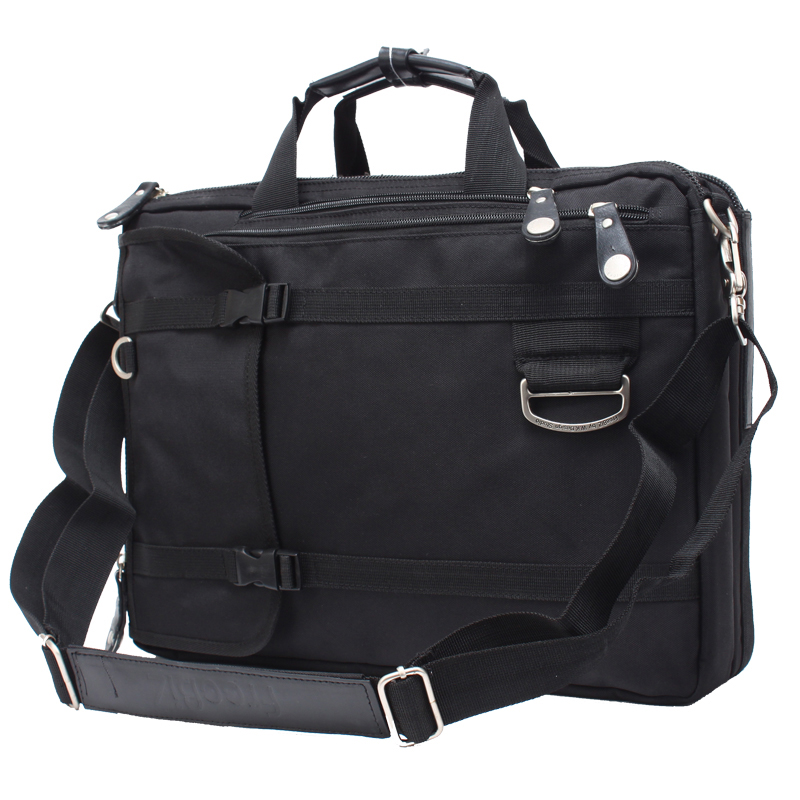 Ordenador portátil 14 15 15.4 15.6 17 17.3 pulgadas multifunción bolso maletín impermeable nylon hombres bolsa de viaje