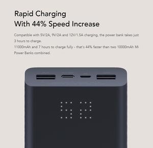 Image 4 - ZMI QB822 20000 mAh Portable batterie externe 2 voies 27 w rapide QC 3.0 externe téléphone batterie chargeur USB 3.0 universel alimentation