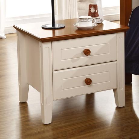 US $353.39 7% di SCONTO|Comodini comodino in legno massello Mobili Camera  Da Letto Mobili Mobili Per La Casa tavolino tavolo camera da letto armadio  ...