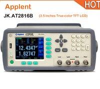 Applent new hot 50Hz 200kHz (37 frequency points) Digital LCR Meter Model AT2816B Capacitance Meter ESR Meter