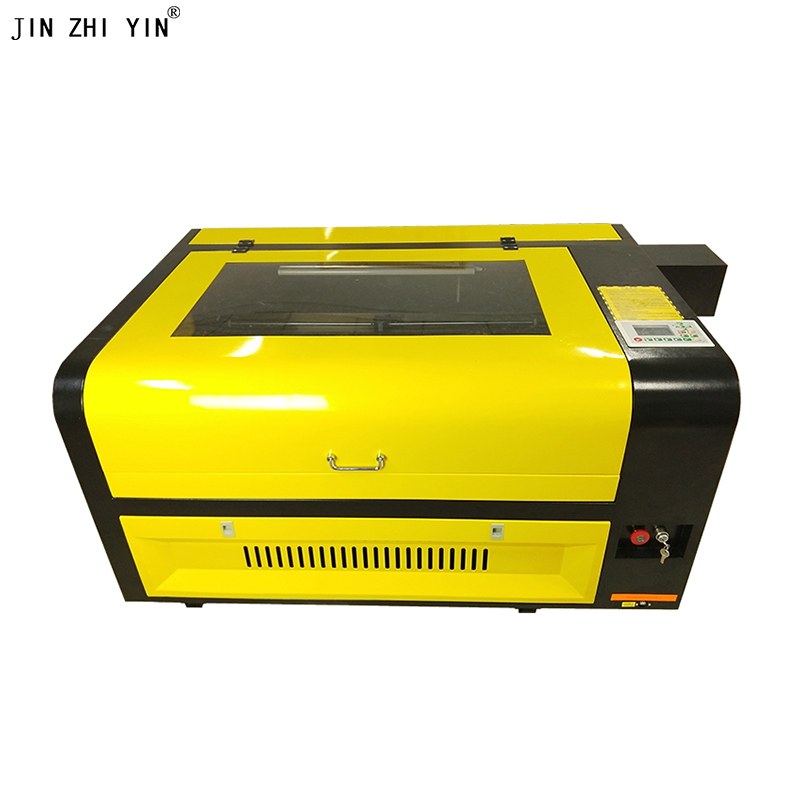 Auto Focus Laser 100w 6090 Ruida System Laser Engraving Machine Co2 With Chiller Cw3000 220v / 110v  CNC Engraver