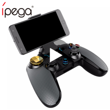 iPega PG 9118 PG-9118 Mobile Joystick For Phone Android iPhone PC Gamepad Trigger Pubg Controller Game Pad Console Cell Control