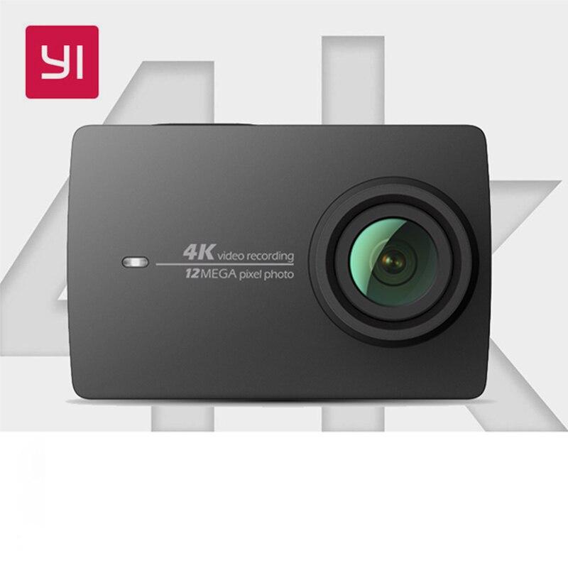 International For Xiaomi YI 4K Action Camera xiaoyi Sport Camera 4K 30 2 19 Remote Control