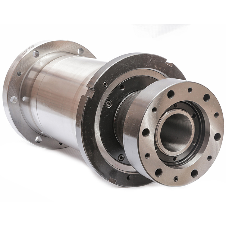 cnc spindle lathe machine a2-5 170mm belt drive spindle turning machine machine tool cnc lathe machine tool spindle encoder osba066015 cy 1024bm 5l 1024 pulses zsf5815 machine tools line driver output