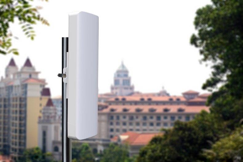 2KM Long Range Wireless Outdoor CPE,150Mbs WIFI Repeater WIFI Signal Booster&Wifi Amplifier Outdoor AP COMFAST CF-E214N 48V POE