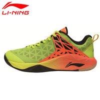 Li Ning 2017 Newest Men S Badminton Shoes Breathable Lining Athletic Sneaker Anti Slippery Sport Shoe