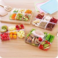 Refrigerator Use Food Box Keep Fresh Storage Case Kitchen Storage Box