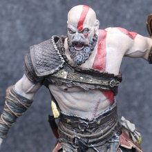 "Jogo NECA God of War 4 Kratos 9 ""20 cm PVC Action Figure Collectible Modelo Brinquedos para Presente(China)"