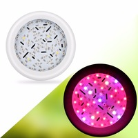 360W UFO 36 LED Grow Light Full Spectrum Double Chips Hydroponic Flowering Plant Lamp Hanging Type
