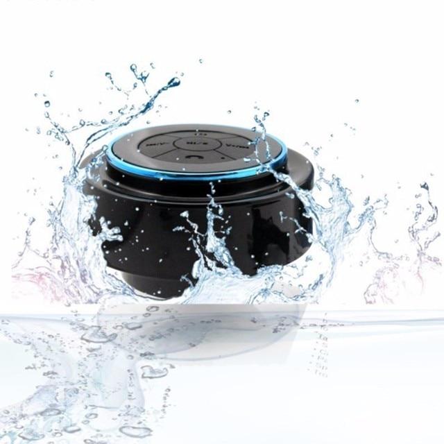 Waterdichte Bluetooth Speaker Douche Badkamer Radio Mini Draadloze ...