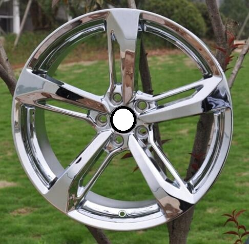 chrome 18 19 20 inch 5x112 car alloy wheels fit for audi a8 a6 in wheels from automobiles. Black Bedroom Furniture Sets. Home Design Ideas