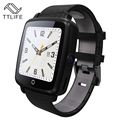 Best seller ttlife marca bluetooth smart watch usable dispositivos de apoyo tf tarjeta sim smartwatch para apple android teléfono pk dz09