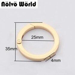 30pcs 25mm 1 inch inside 4mm thick good gold color belt strap snap clip trigger squared.jpg 250x250