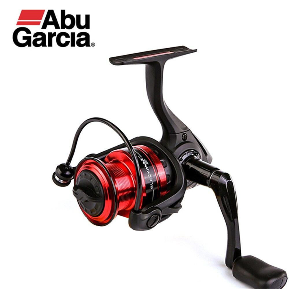 ABU GARCIA Spinning Fishing Reel BMAXSP10 60 1000 6000 5 2 1 3 1BB Graphite Body