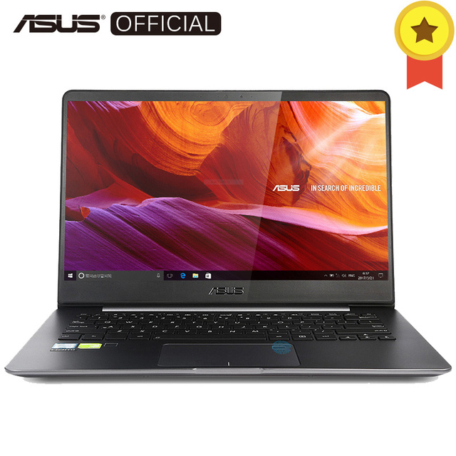 Asus Laptop U4100uq Intel Core I5 7200u 2 5ghz Dual Core 4gb Ddr4