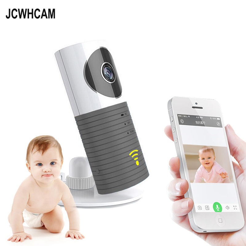 цена на JCWHCAM 720P HD Ip Camera Monitor IR Night Vision 2 Way Talk PIR Motion Detection Alarm Wifi Camera Monitors for IOS Android
