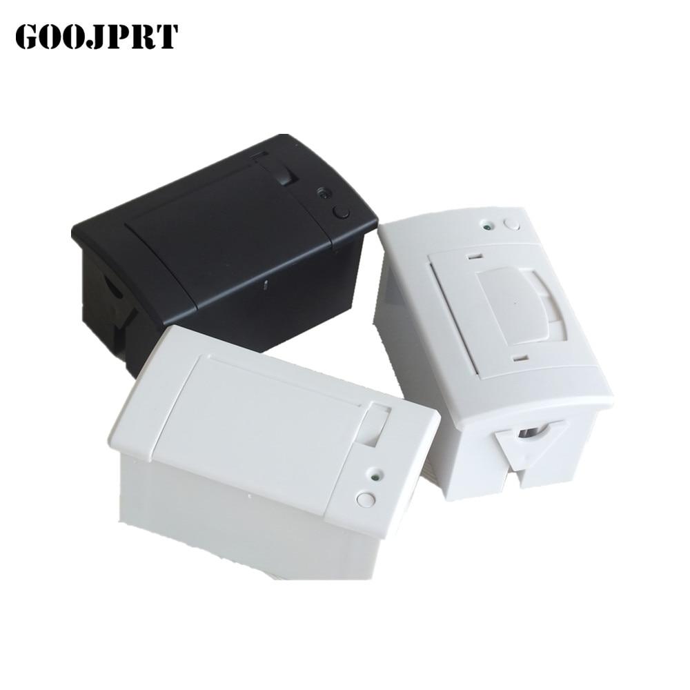 Free shipping Embedded thermal printer,panel printer RS232 TTL Printer