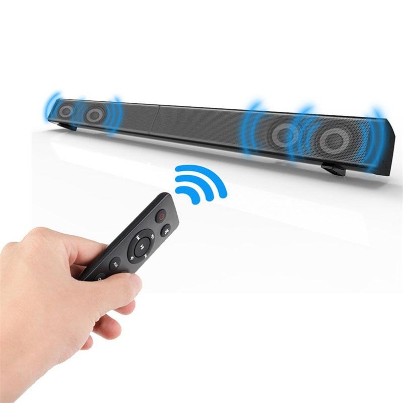 Sound Bar LP-09 Bluetooth Speaker Wireless Loudspeaker subwoofer Home theater Echo Wall Soundbar Remote Control U-disk Speaker