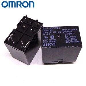 Image 1 - Relé Omron G4W 2212P US 006030 24VDC DC24V nuevo y relé original
