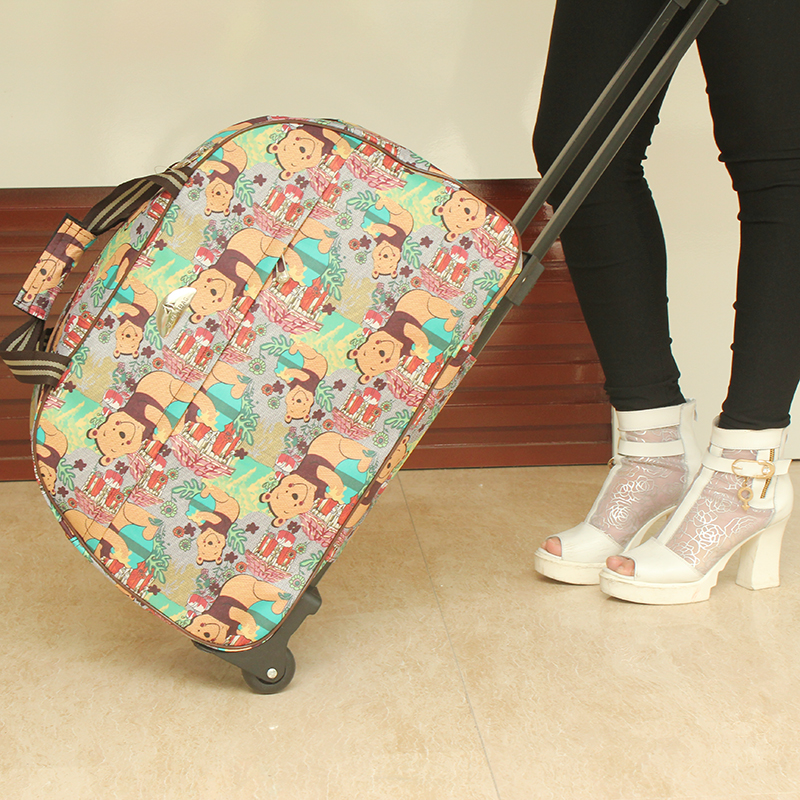 sobre rodas valise bolsaages roletas Applicable : Youth