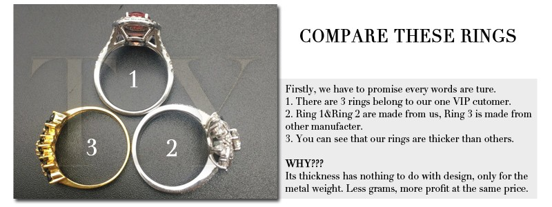 12-compare these rings
