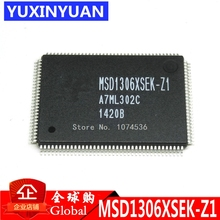 MSD1306XSEK-Z1 MSD1306XSEK MSD1306XS MSD1306 QFP128 New original authentic integrated circuit IC LCD