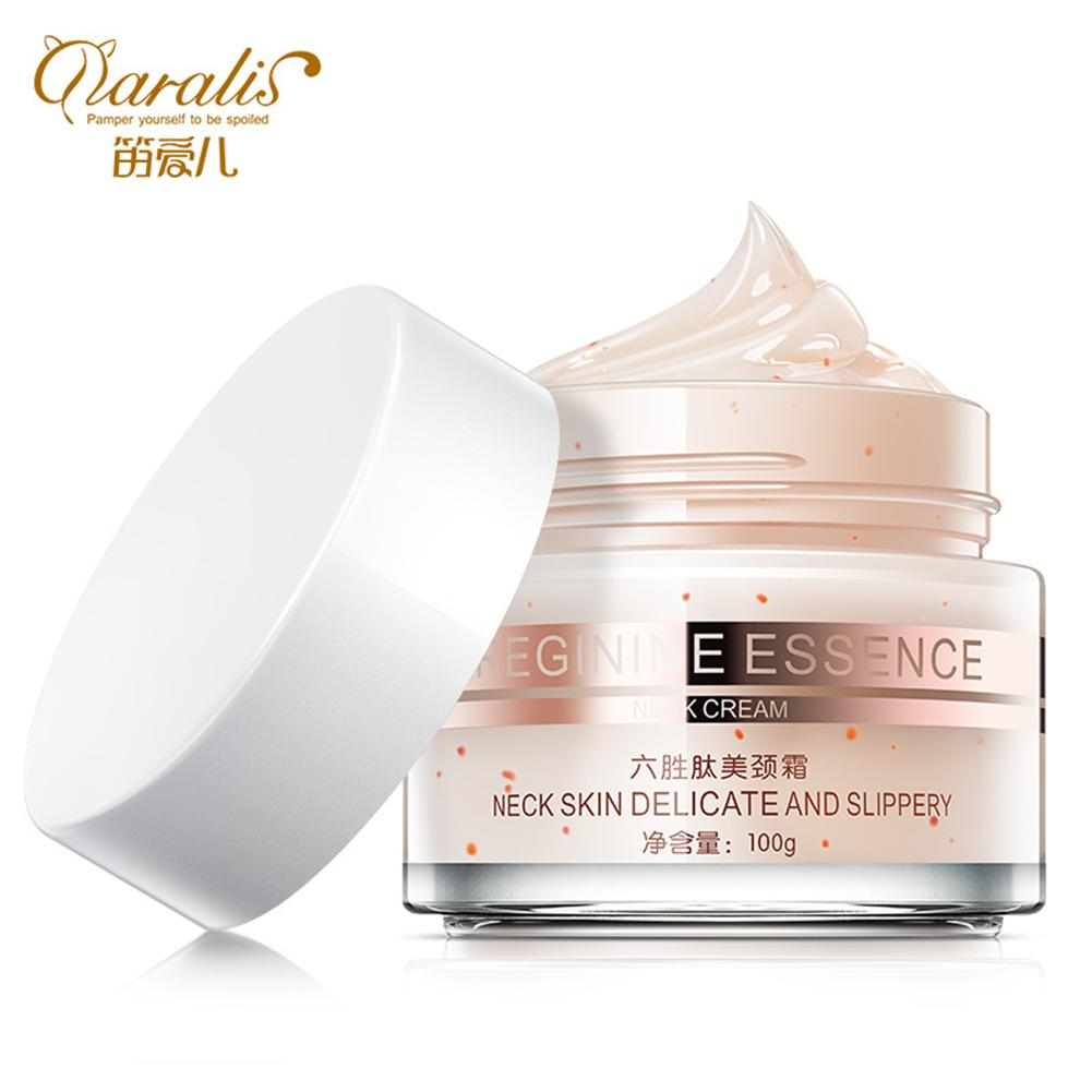 Six Peptides Neck Cream Skin Care Anti-wrinkle Whitening Moisturizing Tighten Firming Neck Cream Neck Skin Delicate and Slippery