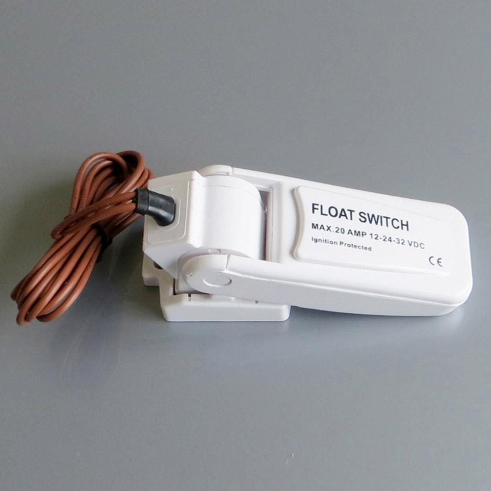 Dorable Automatic Bilge Pump Float Switch Wiring Diagram Without ...