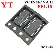 50 pçs/lote FE1.1 FE1.1S SSOP28 IC.