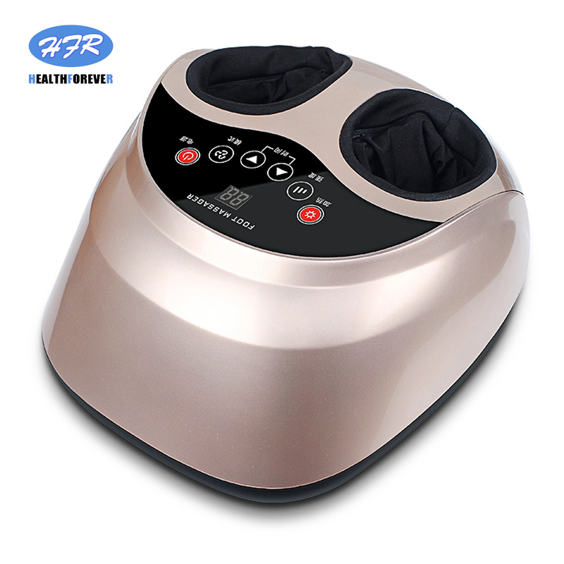 HFR-8803-7 HealthForever Relax Brand Relax Multi-function Airbag Rolling Kneading Shiatsu Electric Foot Massager