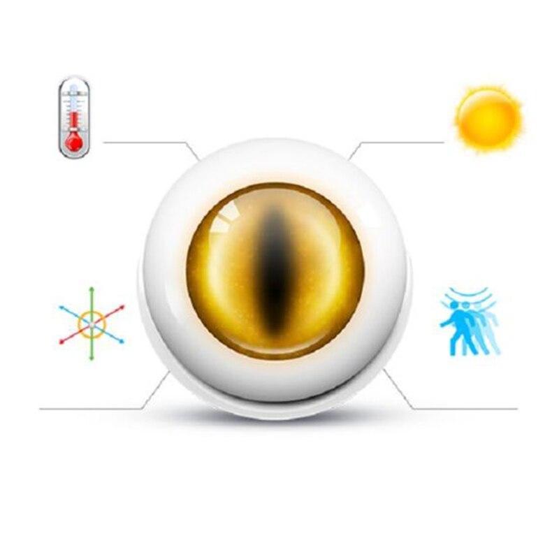 FGMS-001 Z Welle Plus Intelligente Multi-sensor (Motion + temperatur Sensor) fibaro Tamper schutz & Erkennt erdbeben