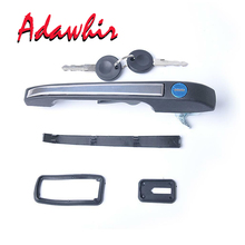 FOR VW GOLF JETTA MK1 MK2 DERBY OUTER LEFT FRONT DOOR HANDLE NEW 191837205 191837205A car parts for vw lupo 98 05 inner left front door handle repair pivot kit new