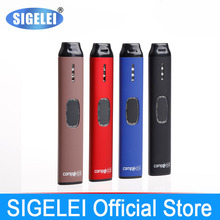Vape pen pocket electronic cigarette kit Original Sigelei Compak range Compack pen mod and tank Internal Battery vape mod and rda tank original sigelei snowwolf range e electronic cigarette kit xfeng mod kit