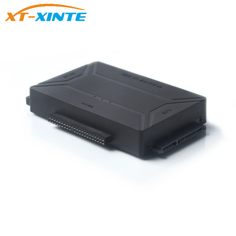3 in 1 USB3.0 to IDE / SATA Converter Multi-function USB IDE SATA Adapter Hard Drive DATA Transfer for 2.5/3.5 HDD SSD SATA levert dropship external usb 2 0 slim case enclosure for 12 7mm sata slot in dvd rw burner drive sz0227