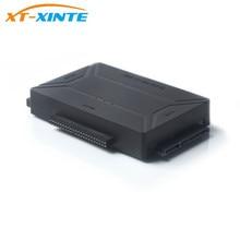 3 в 1 USB3.0 к IDE/SATA конвертер Многофункциональный USB IDE/SATA адаптер Жесткий диск данных передачи для 2,5/3,5 дюймов HDD SSD