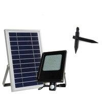 8 قطعة LED الشمسية أضواء ل حديقة الديكور ضوء البير محس حركة للماء IP65 20W LED كشاف إضاءة خارجية ليد مصباح طوارئ