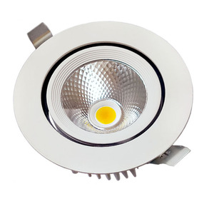 Image 2 - 7W 40W Rotatable LED Downlight AC110V 220V  Led COB Ceiling BulbRecessed LED Spot Light Dimmable Decoration Lamp Free shipping